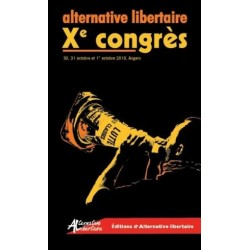 Xeme congrès d'Alternative libertaire
