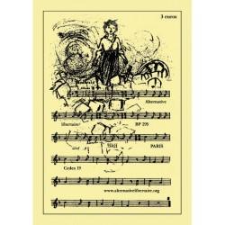La Chanson du Père Duchesne. Florilège de la chanson anarchiste