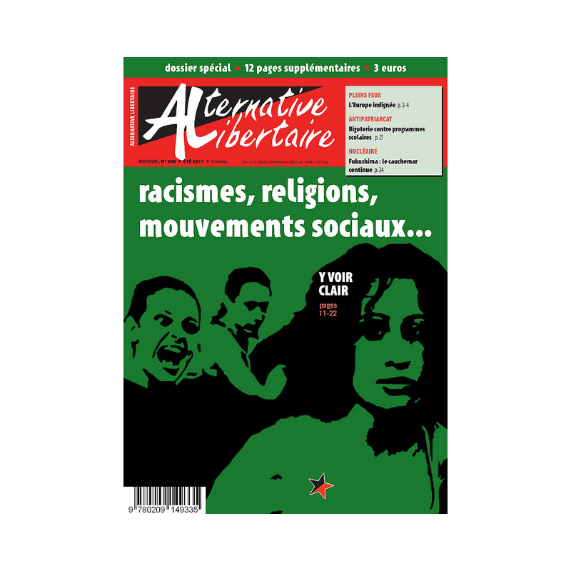 Alternative libertaire (été 2011)