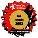 Lot : les journaux de l'année 2003