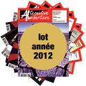 Lot : les journaux de l'année 2012
