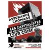 (x100) Autocollants ''Les capitalistes ne nous feront pas payer''
